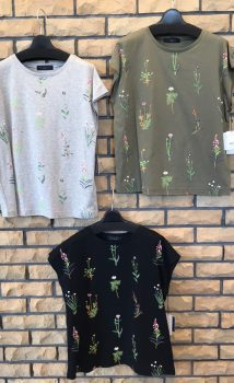 アトリエシックス   Tシャツ